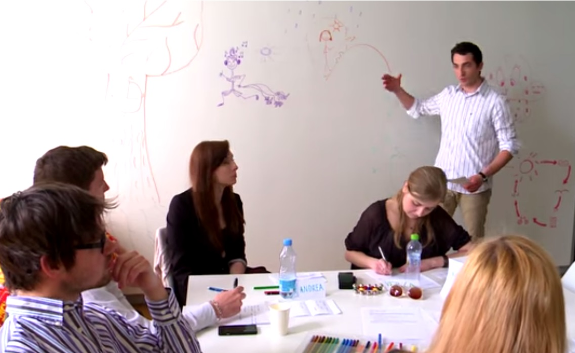 Whiteboard Paint @ Unifer offices   Smarter Surfaces