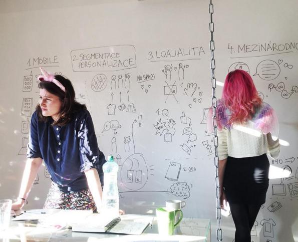 Chytra zed - whiteboard wall (3)