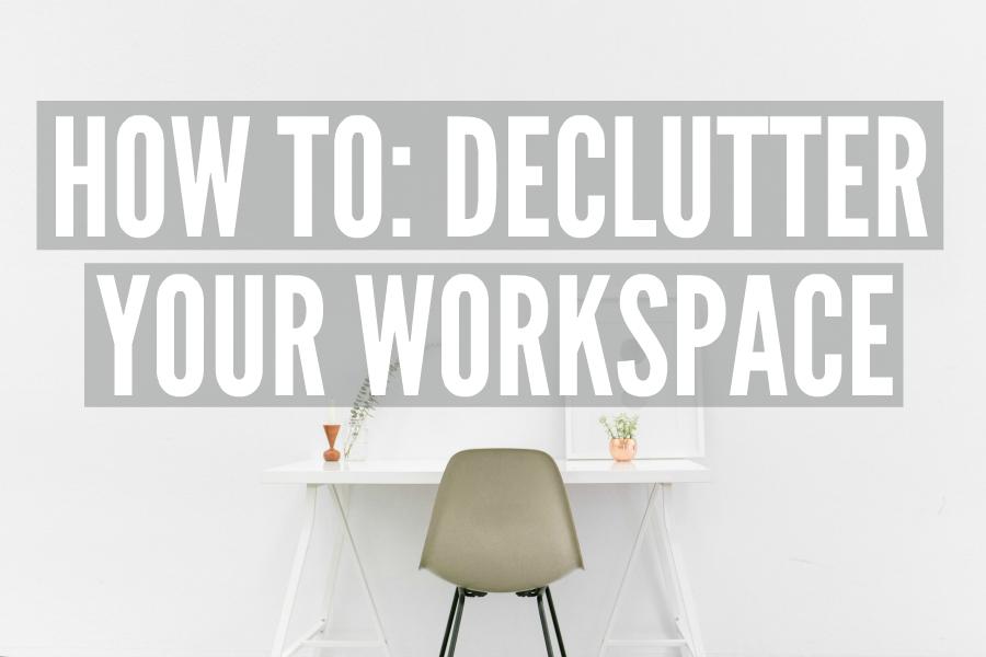 Declutter your Workspace | Smarter Surfaces