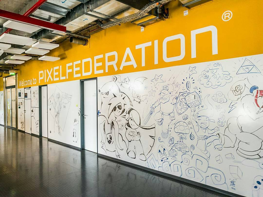Case Study: Pixel Federation | Smarter Surfaces