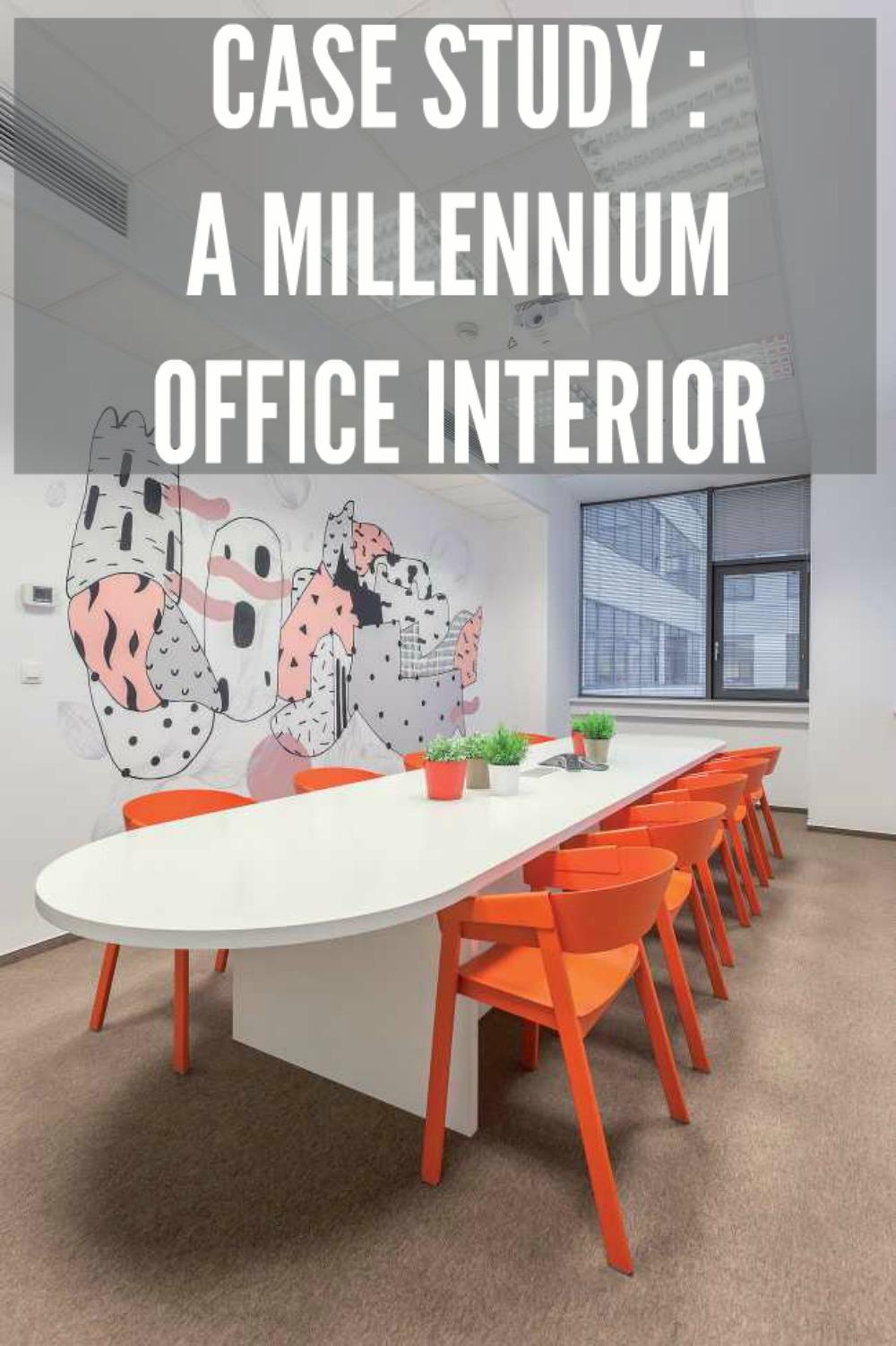 Case Study A Millennium Office Interior Smarter Surfaces Blog