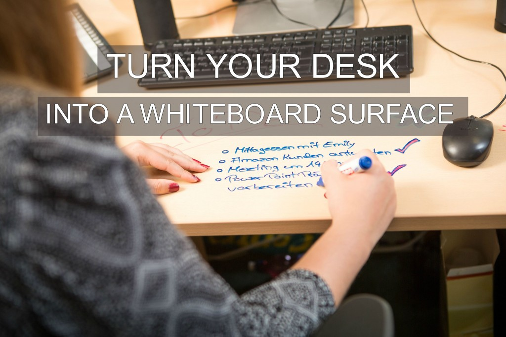 whiteboardpaintclearwritabledesktodolistofficenathalie, desk