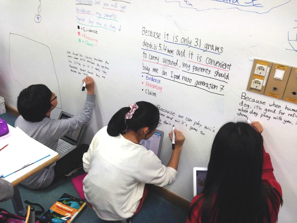 Modern Alternatives To Whiteboards In Classrooms Smarter Surfaces Blog