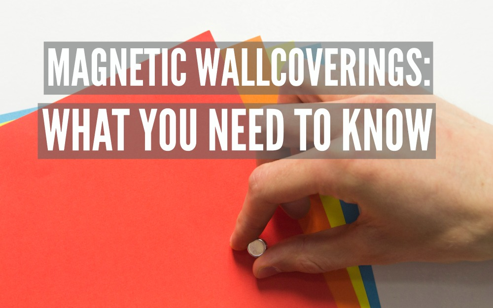 magnetic wallcoverings
