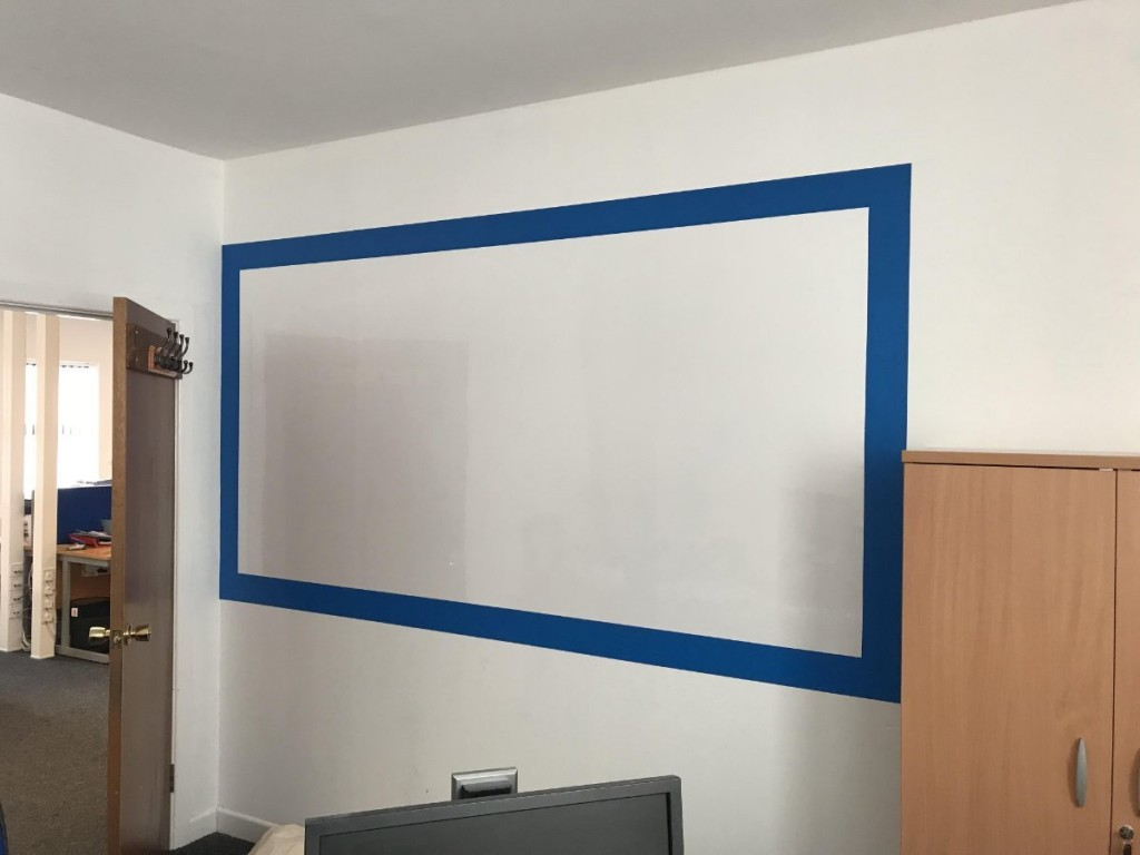 Paint in Corners