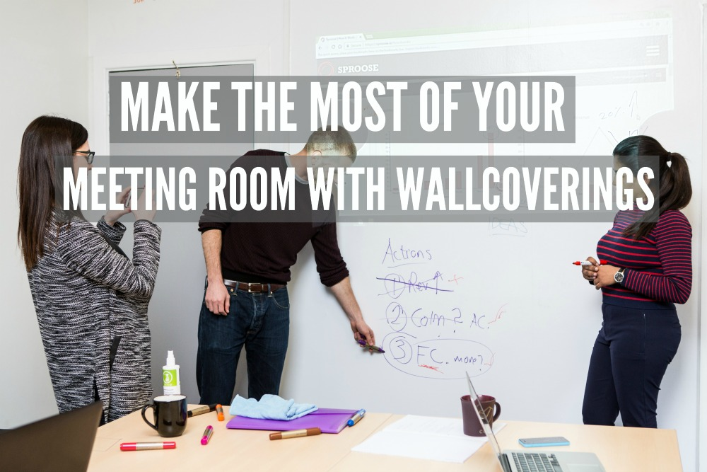 Smarter Surfaces, Smart Projector Wallcovering, Sproose, Customer, Business, WALLCOVERINGS