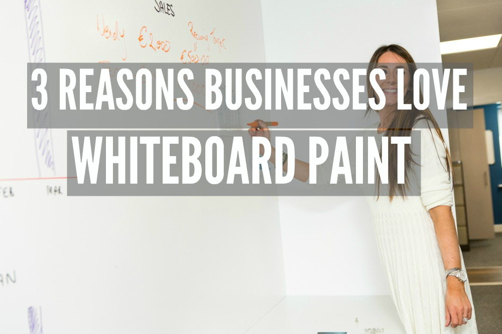 Smarter Surfaces, Magnetic Whiteboard Paint, Nostra, Customer, businesses