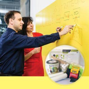 smart-whiteboard-paint-clear-in-use-with-kit-on-display