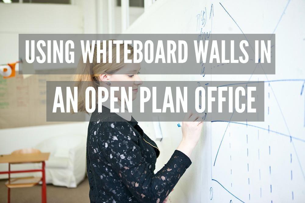 blog Whiteboard Paint White Business Create a whiteboard surface website photo women open plan office