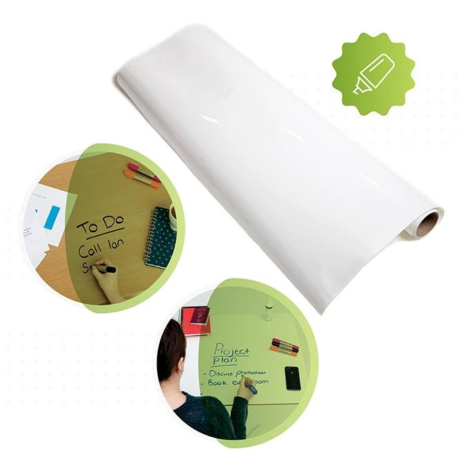 Roll of Smart Self-Adhesive Film Clear
