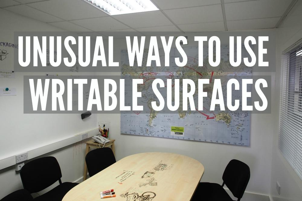 whiteboard paint white clear business meeting room smarter surfaces HQ WRITABLE