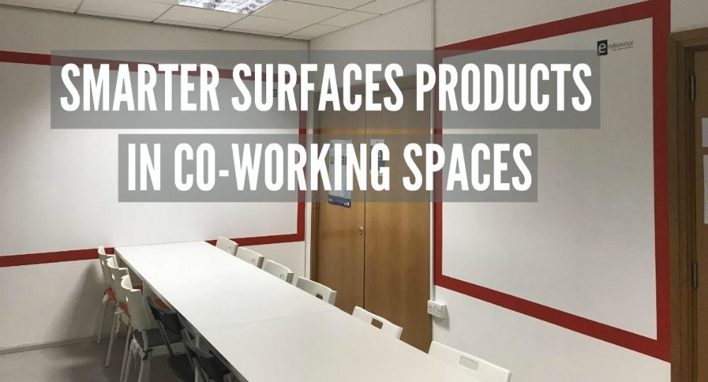 CO WORKING Blog Endeavour and Smarter Surfaces Walls