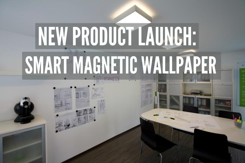 Magnetic wall paper photos from manufacturer wallpaper
