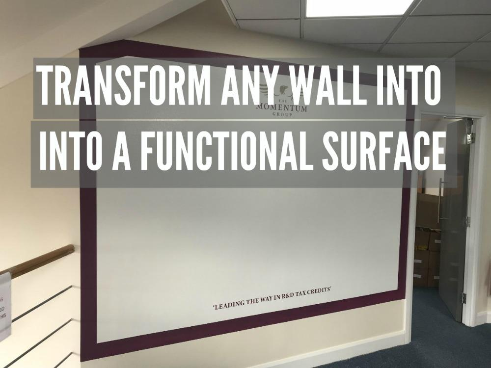 SURFACE FUNCTIONAL WALL