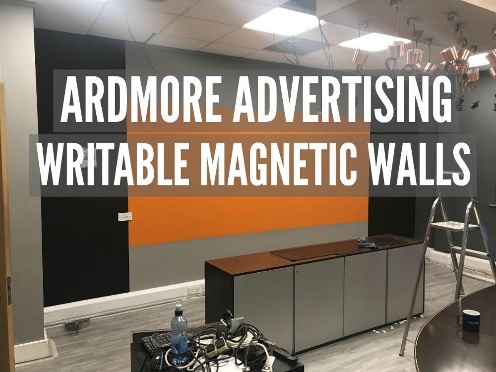 advertising ardmore customer writable magnetic