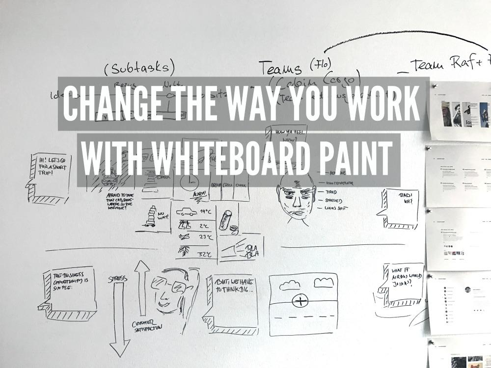 magnetic whiteboard paint customer Germany email Squirrel business office whiteboard paint
