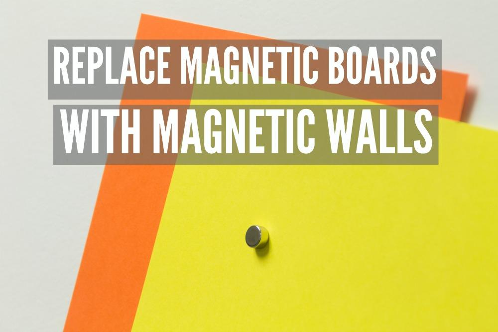 magnets magnetic wallcovering wallpaper magnetic magnetic boards